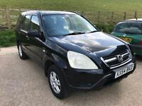 Honda CR-V 2.0 petrol manual 130k miles 1 owner mot march 2018 drives great