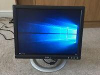 Dell 15 inch LCD Monitor