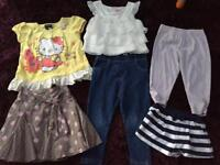 Girls bundle of clothes age 2-3yrs