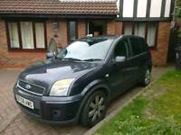 Ford Fusion 1.6 plus 5dr