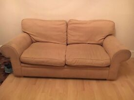 3 seater sofa - needs to go this week - Anstey Leicester