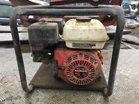 Gx160 Honda generator