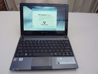 "Gateway LT27 netbook 10.1"" 1GB RAM 160GB Webcam Wifi - incl Charger/Soft case"