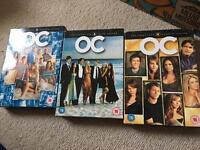The OC box sets full box sets seasons 2,3&4