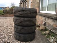 Brand new 18inch tyres