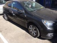 Vauxhall Astra 3dr Low Miles 59 Plate