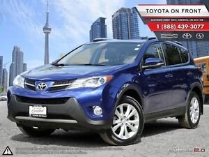 2015 Toyota RAV4 Limited - Tech Package