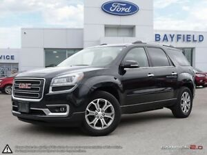 2015 GMC Acadia SLT2 |AWD|7 PASSENGER|LEATHER|NAVIGATION|BOSE...