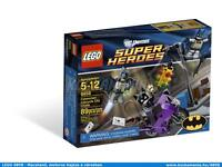 Lego 6858 Batman and Catwoman Cycle Chase *MISB* Retired