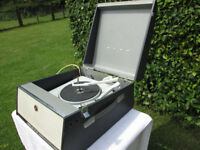 Vintage Record Players .....Fully Serviced .....From £70