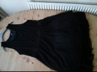 Size 20 Black Dress