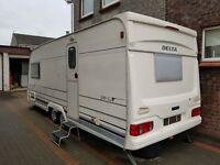 Lunar Delta 520/2 Touring caravan