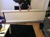 Celexon 108 inch electric screen
