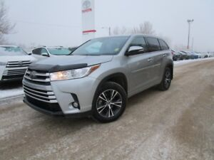 2017 Toyota Highlander LE LE Upgrade Package, Toyota Certified