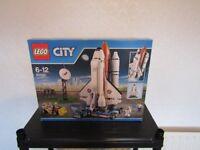 lego city space shuttle 60080