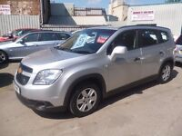 Chevrolet ORLANDO LS,clean tidy 7 seat MPV,1 previous owner,2 keys,FSH,great all round family car,