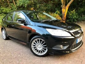 FORD FOCUS 1.6 TDCi ECONETIC**£30 a Year TAX**zetec s Bodykit**cheap insurance**