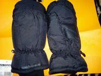 Elis Bringham winter Mitts black