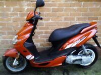 Yamaha Jog RR 50 Moped 1 Owner