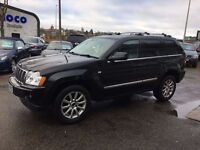 JEEP GRAND CHEROKEE 3.0 CRD V6 AUTO OVERLAND - FINANCE AVAILABLE