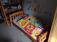 toddler bed, cot bed, bed, single bed for kids