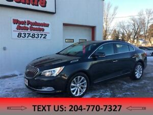 2015 Buick LaCrosse Leather CXL Luxury drive