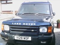 landrover discovery series 2