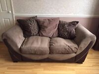 5 seater DFS sofa