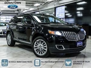 2013 Lincoln MKX Premium, Panoramic Moon roof, Navigation
