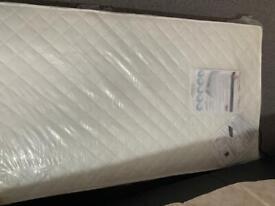 Brand new cot mattress
