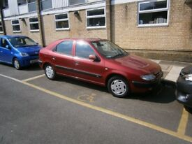 1999 citroen xsara for sale 3 owners from new mot may 2019 good reliable car 1.6 petrol 40 plus mpg.