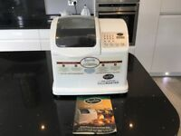 Breville fan assisted bread maker