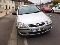 Corsa automatic 1.2 Lady owner ,cheap insurance
