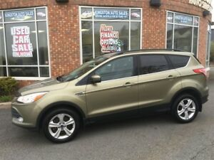 2013 Ford Escape SE AWD | $71.50/week, taxes in, $0 down (72 mo)