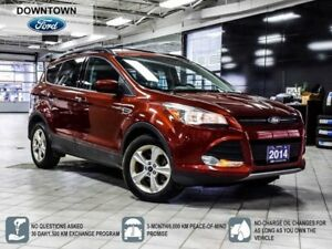 2014 Ford Escape SE, Bluetooth, One Owner, Clean Car Proof