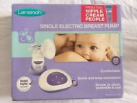 New Electric breast pump