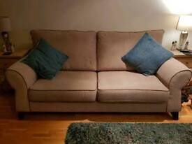 3 Seater sofas & stool
