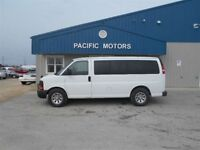 2008 Chevrolet Express LS All-wheel Drive G1500 Passenger Van
