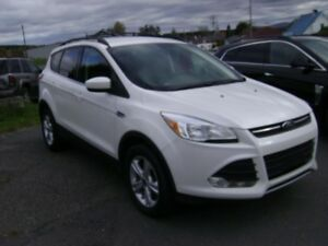 2014 Ford Escape SE/FWD/BLUETOOTH/AC/CRUISE/CAMÉRA RECULE