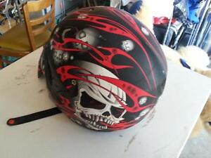 Dirt bike helment