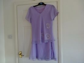 JOANNA HOPE 2PC SKIRT AND TOP