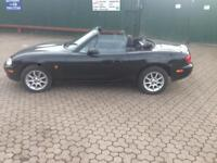 SPARES OR REPAIRS 99/V MAZDA MX-5 2 DR CONVERTIBLE