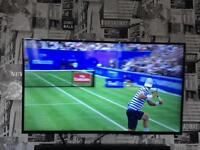 "50"" TV For Sale Two Years Old £250"