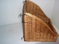 whicker baskets