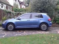 2015 (Aug) VW Golf 1.6 TDi S 5-door Bluemotion Technology.