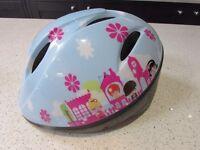 Apollo cherry lane bike helmet childrens girls