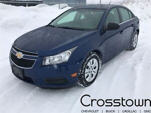 2012 Chevrolet Cruze ONE OWNER/CLEAN CARPROOF/PL PW/BLUETOOTH