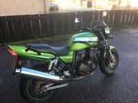 Kawasaki Green ZRX1200R