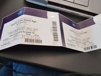 2 x Queens of the Stone Age tickets, O2 London, less than face value (Tues 21 Nov)
