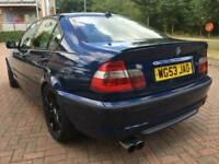 2003 BMW E46 320D M SPORT FACELIFT 130K FSH PX SWAP WELCOME
